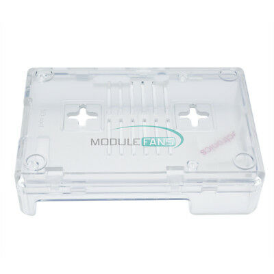Best Selling Clear Case for Raspberry Pi 3 Model B Clear by SB Components M