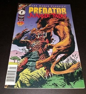 Predator; Jungle Tales #1