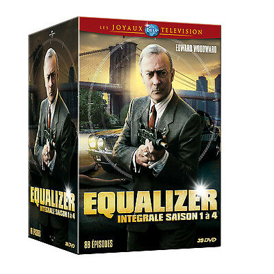 Dvd Integrale Equalizer Saison 1 A 4  Neuf Direct Editeur