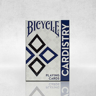 BICYCLE CARDISTRY Blue Playing Cards Decks