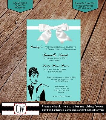 tiffany co invitations tiffany invites party bridal baby shower birthday party