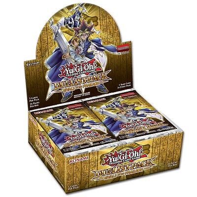 KONAMI Yu-Gi-Oh! Duelist Pack Rivals of the Pharaoh Booster Displ. (DE)