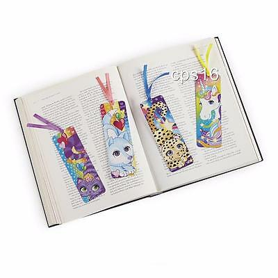 12 x Fantasy Bookmarks..Unicorn..Leopard..Party Favours..Girls Loot Bag Supplies