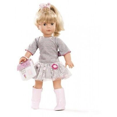 Brand New Gotz Doll Precious Day Jessica Blonde Hair 46cm soft body