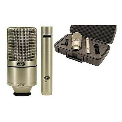MXL 990/991 Recording Microphone Package. Shipping Included