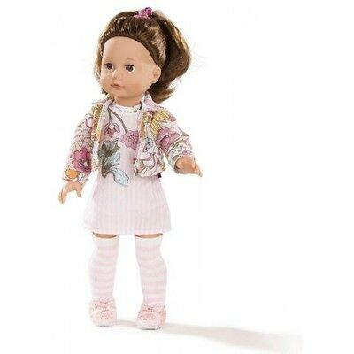Brand New Gotz Doll Precious Day Elizabeth Brunetter Hair 46cm soft body