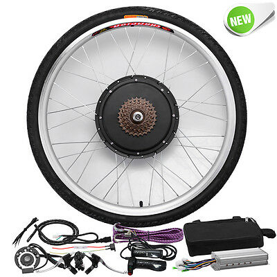 "36v 250W Motor Electric Bicycle E Bike Conversion Kit Fit For 26"" Rear Wheel New"