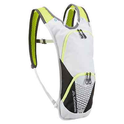Kathmandu Apparition 5L Active Pack Running Cycling Hydration Backpack Grey