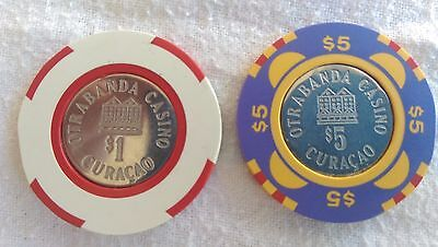 Casino Chips Vintage Collectors Item