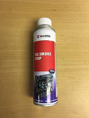 WURTH OIL SMOKE STOP 200mL FOR PETROL AND DIESEL ENGINES