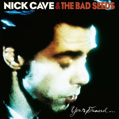 NICK CAVE & THE BAD SEEDS Your Funeral My Trial 2 x 180gm Vinyl LP NEW SEALED