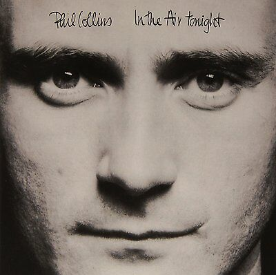 "PHIL COLLINS In The Air Tonight 7"" Vinyl Single 2015 NEW & SEALED Black Friday"