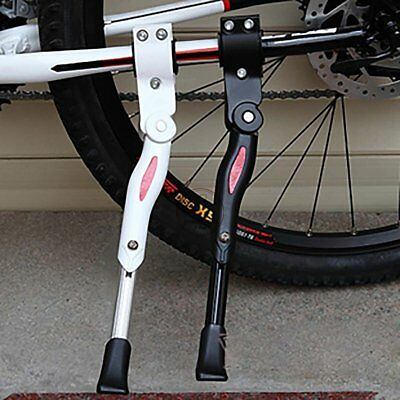 Aluminium Alloy Bike Side Kickstand Kick Stand Bicycle Parts Cycling Kickstands