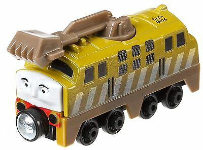 Thomas and Friends Take-n-Play Diesel 10 Engine Diecast & Magnetic Train
