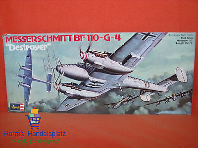 "Revell ® H-250 Messerschmitt Bf 110 G-4 ""Destroyer"" 1:32"
