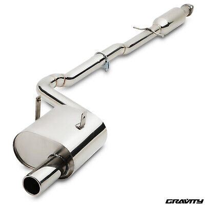 "2.5"" Stainless Catback Cat Back Exhaust System For Bmw Mini R50 One 1.6 01-06"