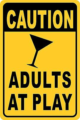e0462cffa9c28 CAUTION DO NOT Play On Or Around Rocks Construction Sign Aluminum ...