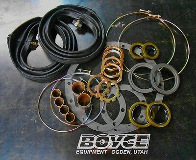 Rockwell M35 Military 2.5 Ton Front Axle Overhaul Kit