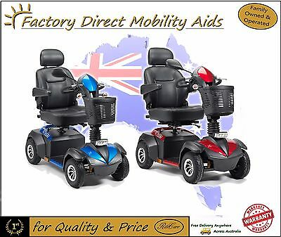 Drive Envoy 8 Plus Mobility Scooter Gopher Free Delivery!
