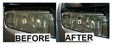 Headlight Cleaner Instant Lens Restoration Wipes And Sprays From Yellow-Off
