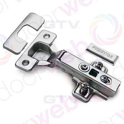 GTV SOFT CLOSE KITCHEN HINGE Self Closing Door Hinges Cabinet Cupboard 35mm