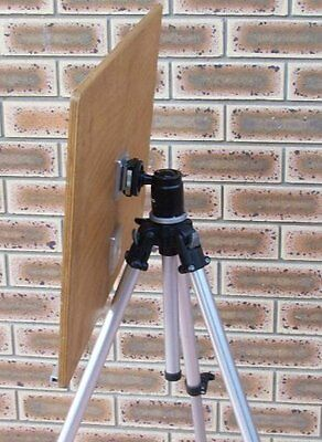 Field Easel Solution Made Simple Camera Tripod Mounting Bracket Effective device