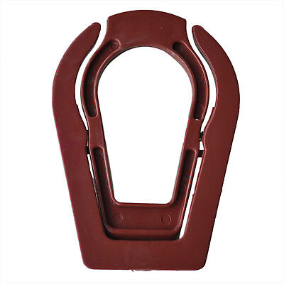5x(Portable foldable plastic Tobacco Pipe Stand for a whistle WD
