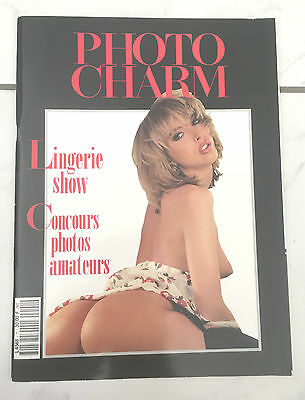 Photo Charm N° 1 & 2 - Lingerie - Photo Nu - Special Modeles Amateurs