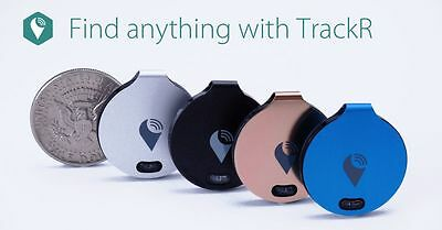 Brand New Genuine Trackr Tracking Device - Crowd GPS Tracker - Key Finder