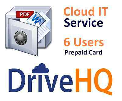 DriveHQ Cloud IT, Cloud Storage, File Backup & FTP Server Hosting Service