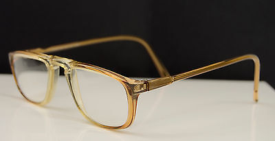 Vintage Charmant Japan 4783 Poly Flex Eyeglasses Frames 50-21-145