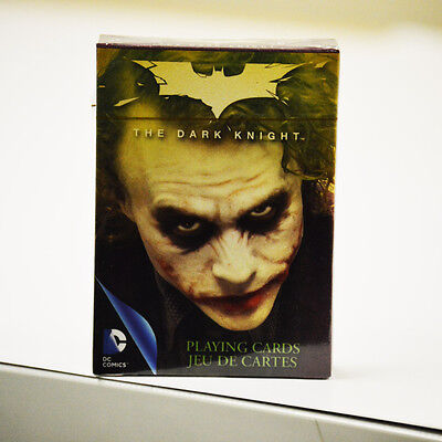 The Dark Knight Playing Cards deck brand new sealed
