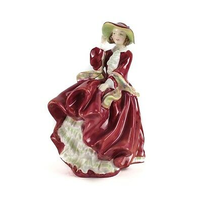 Royal Doulton Hand Painted Porcelain Figurine 'Top O' The Hill' HN 1834