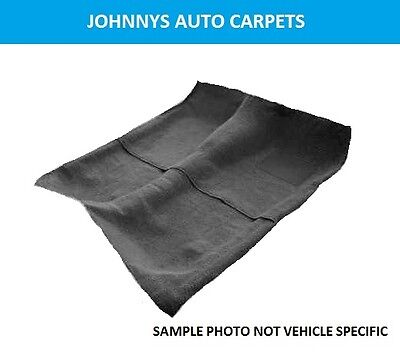 Moulded Car Carpet To Suit Ford Falcon Xr Xt Xw Xy ( Black Only )