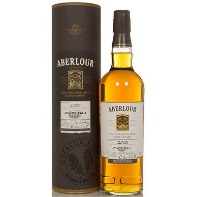 Aberlour White Oak 2005 Single Malt Scotch Whisky 700mL