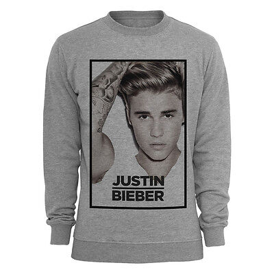 JUSTIN BIEBER - Black Framed - GIRLIE - Sweater