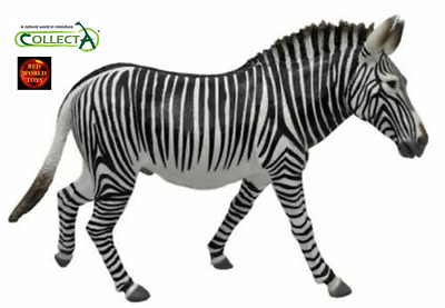 *NEW for 2016* GREVY'S ZEBRA ANIMAL MODEL by COLLECTA 88773 *FREE POSTAGE*