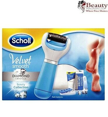 Scholl Velvet Smooth Pedi Beauty Collection Kit Gift Set