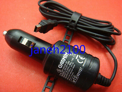 Car Power Adapter Cord Cable Charger for Garmin GPSMAP 64 64S 64ST 64SC 64STC