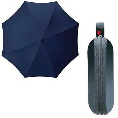Knirps Windproof Waterproof Stormproof Mini Compact Folding Umbrella with Case