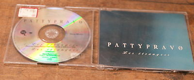 Cd Single Patty Pravo Les Etrangers