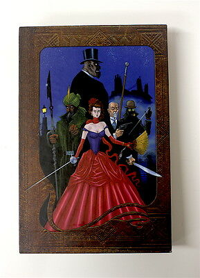 League of Extraordinary Gentlemen: the Absolute Edition 1 and 2. by Alan Moore
