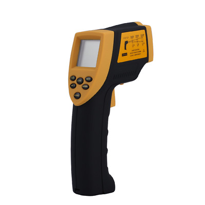 ELECALL 50-800C Adjustable LCD  Noncontact Digital Laser Infrared Thermometer