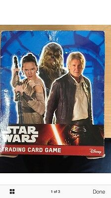 Topps Star Wars Force Attax Extra Box Of 36 Sealed Packets