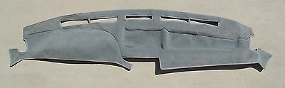 1992-1996 FORD TRUCK F150  f250 DASH COVER MAT dashboard cover light grey silver