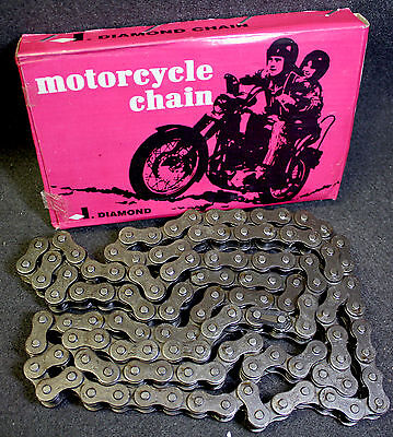 Diamond India #530 Motorcycle Roller Chain Replacement Harley Davidson 100 Pitch