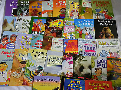 Trophies 1st Grade 1 Leveled Advanced Above Guided Readers 34 Books Paperback