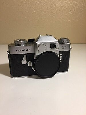 Leicaflex camera body, Excellent condition, well cared for. Ships fast!