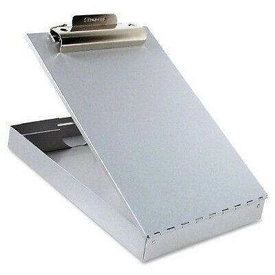 Saunders 11017 Recycled Aluminum Redi-Rite Storage Clipboard - Letter Size - ...