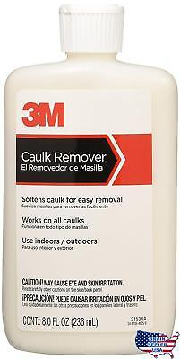 3M Caulk Remover 8 oz, New, Free Ship